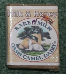 Camel Milk Soap - Milk & Honey