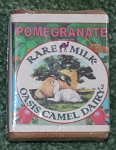Camel Milk Soap - Pomegranate