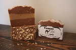 Camel Milk Soap- Oatmeal, Milk, and Honey