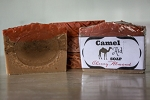 Camel Milk Soap- Cherry Almond