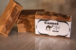 Camel Milk Soap- Vanilla
